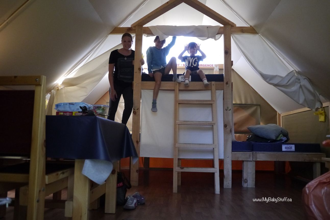 Cool c&ing experience in oTENTik tents at Park Canada sites. Learn more about oTENTik on & Cool camping experience in oTENTik tents at Park Canada sites ...
