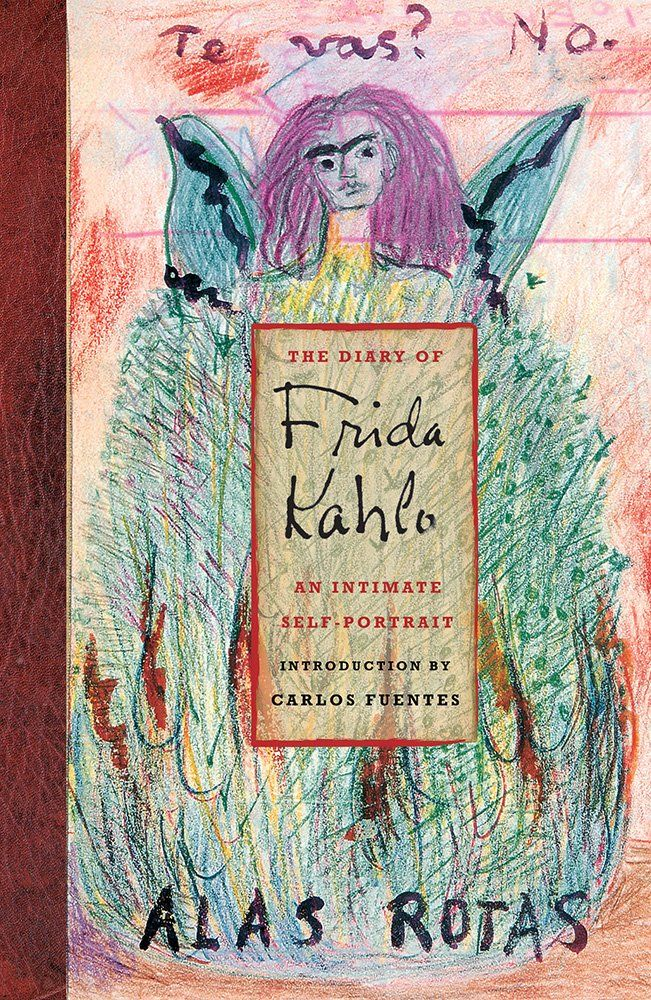 The Diary of Frida Kahlo: An Intimate Self-Portrait: Carlos Fuentes: 9780810959545: Amazon.com: Books