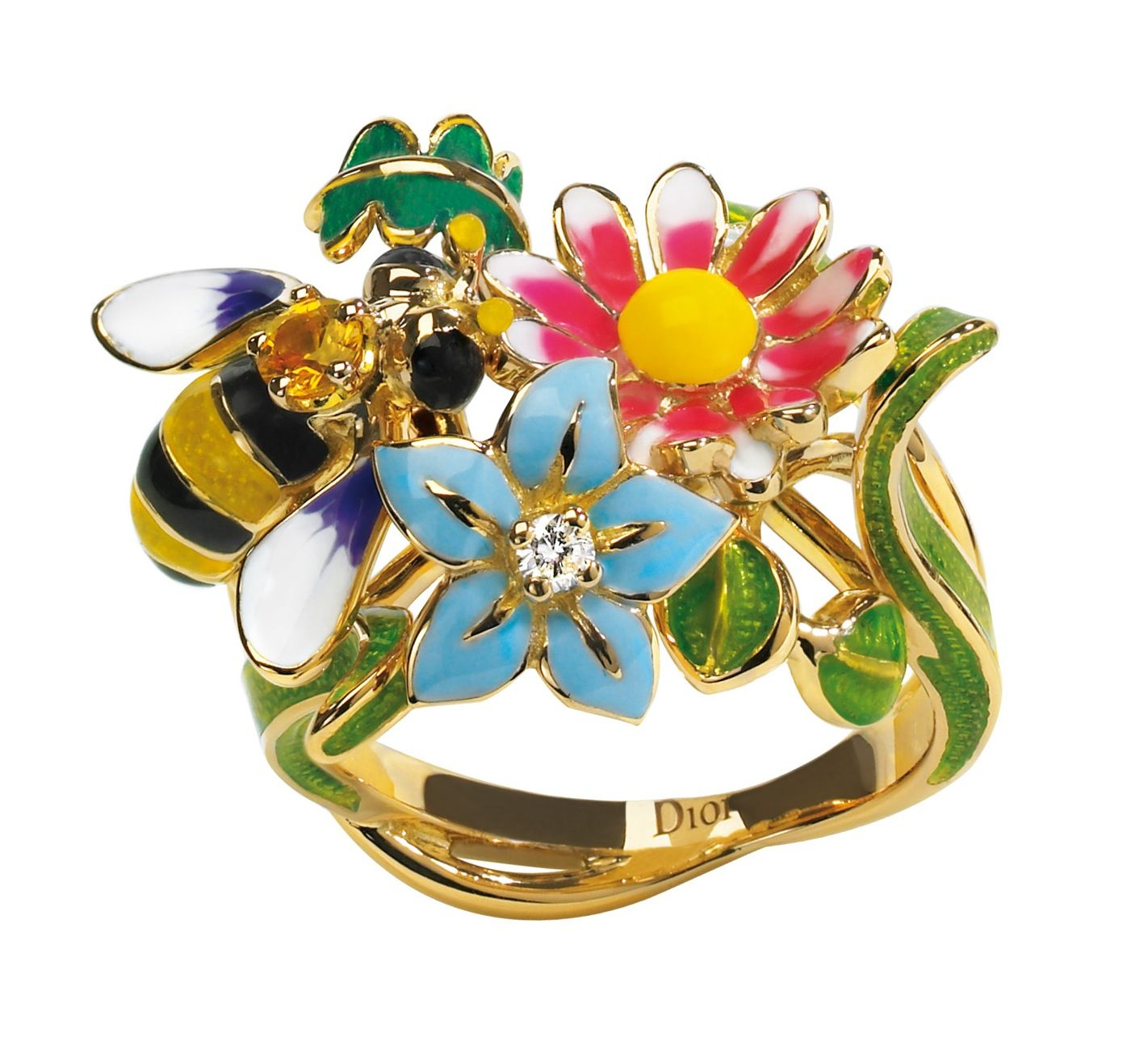 Ring from the Dior Joallerie collection...Fabulous!