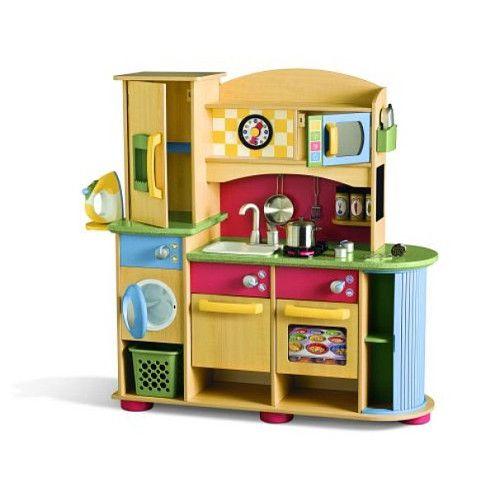 Little Tikes Ultimate Wooden Kitchen Little Tikes Toys R Us
