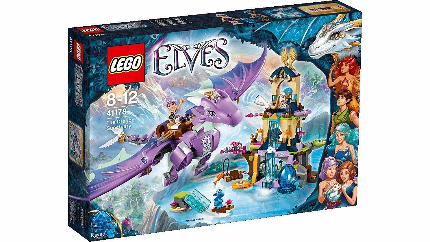 LEGO Elves 41178 - Das Drachenversteck: Amazon.de: Spielzeug