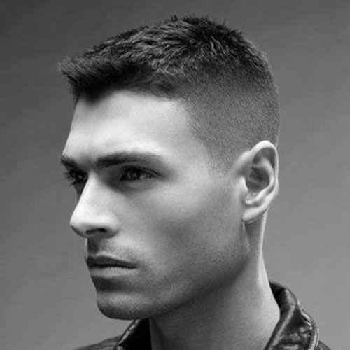 Die Männer Crew Cut Haarschnitt Männer Kurze Pinterest Haare