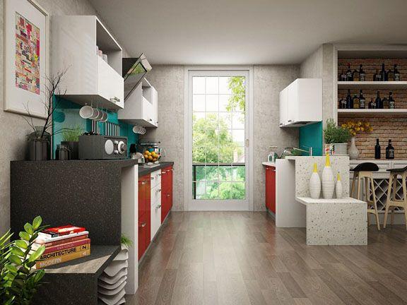 lando parallel modular kitchen designs kitchen design parallel kitchen design functional on kitchen interior parallel id=16341