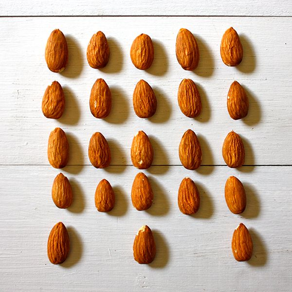 How Many Almonds in an Ounce   healthy eating   Almond