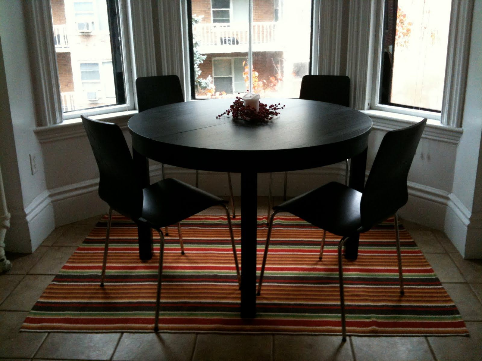 New Favorite Thing Dash And Albert Rugs Round Dining Room Table