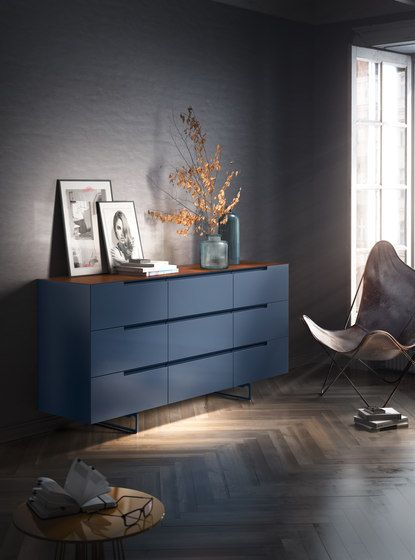 mell von interlübke Sideboards / Kommoden Schlafzimmer