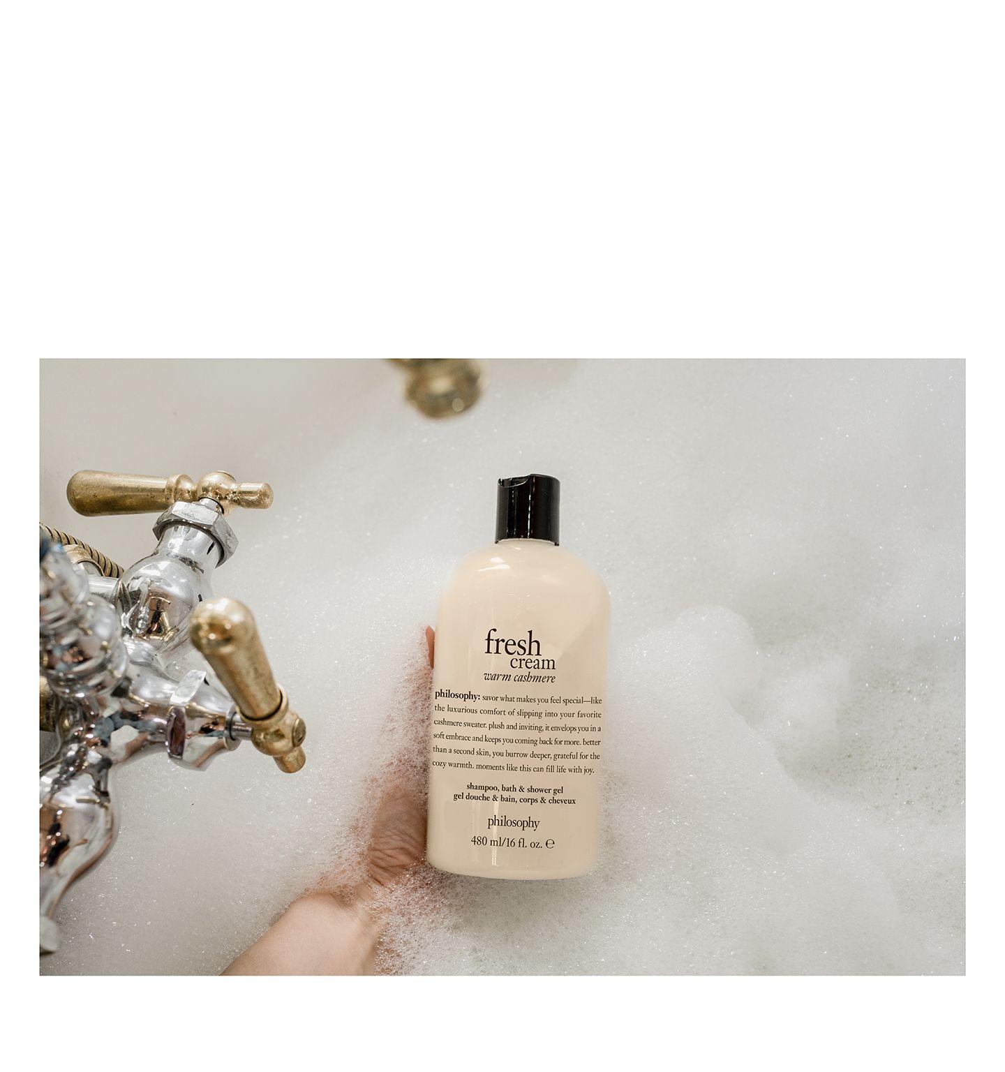 Fresh Cream Warm Cashmere Fresh Cream Shower Gel Philosophy Fresh Cream