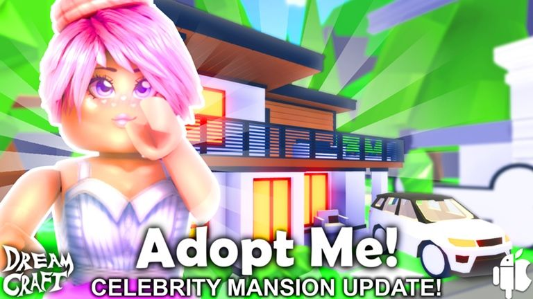7 Cars Adopt Me Roblox Celebrity Mansions Adoption Roblox