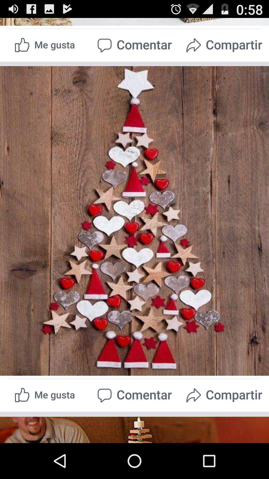 rbol navidad christmas ideas Pinterest