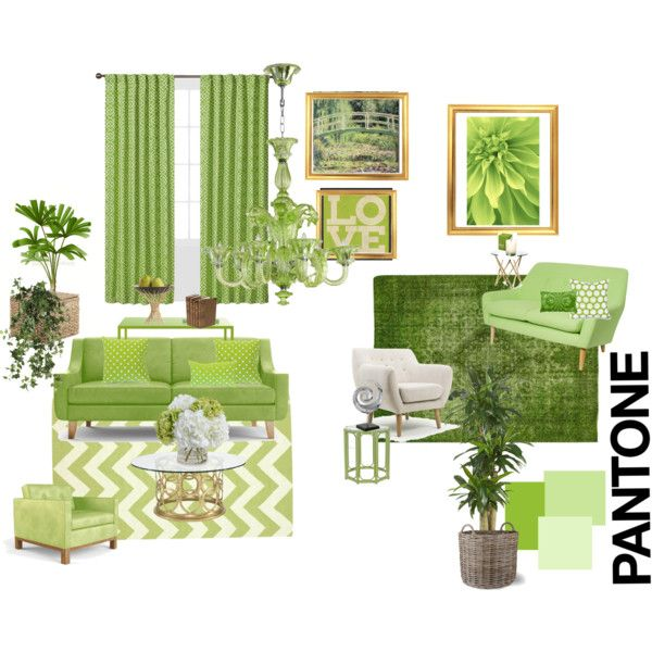 verde by pondj on Polyvore featuring interior, interiors, interior design, home, home decor, interior decorating, Joybird Furniture, Cyan Design, nuLOOM and Waverly