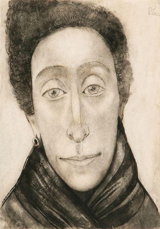 Анита Клара Ре (немецкая художница) 1885 - 1933 Мулаттин ...