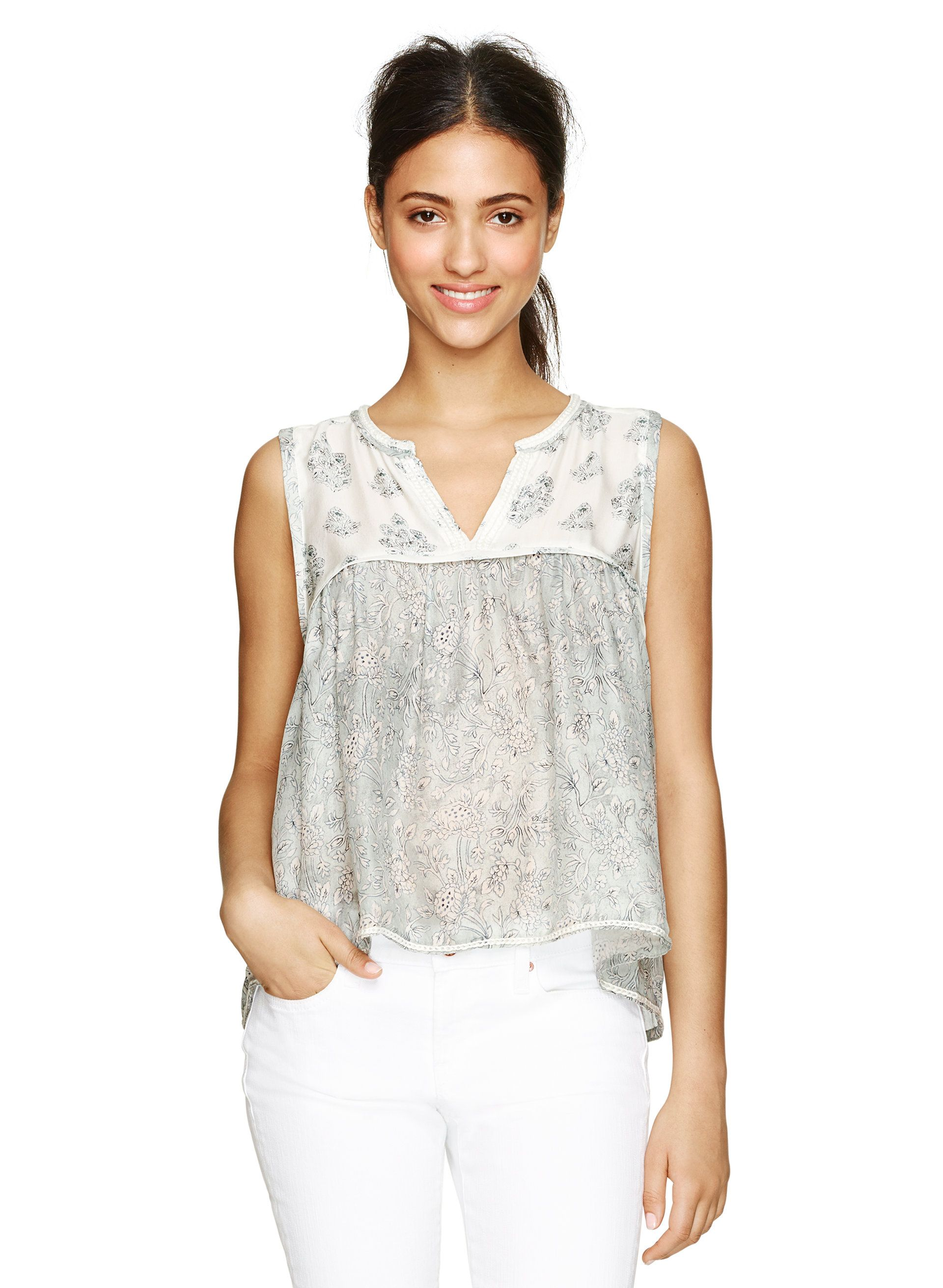 Le Fou by Wilfred CAVATINE BLOUSE