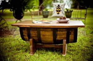 wine barrel furniture Barrel Furniture New Designs WineVine