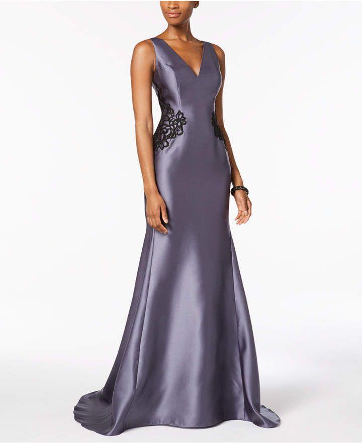 Sl Fashions Embellished Fit Amp Flare Dress Necklace Adds