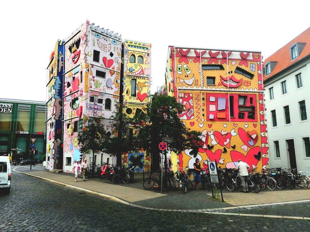 Happy Rizzi House Braunschweig Braunschweig