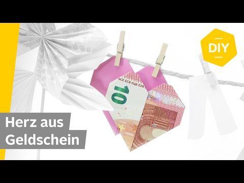 Geldscheine falten 10 Falttechniken fr ausgefallene