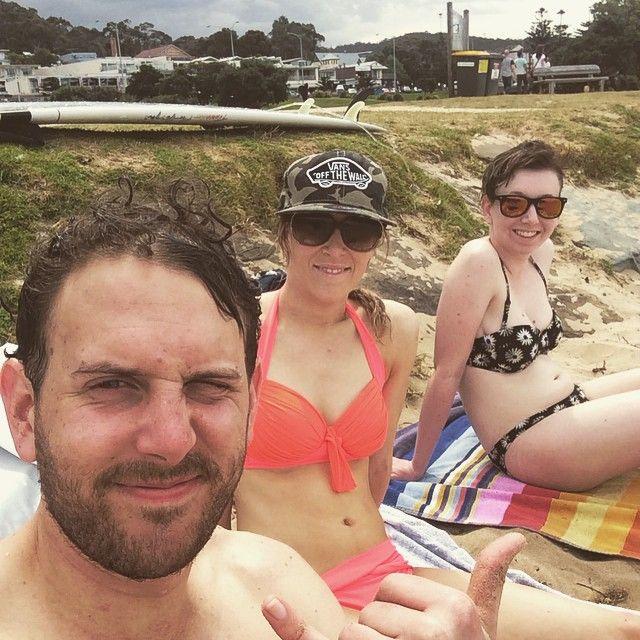 #Lorne #mybeautifulcousin #beach #surf @king_grace.j.ellr by nbryant45 http://ift.tt/1IIGiLS