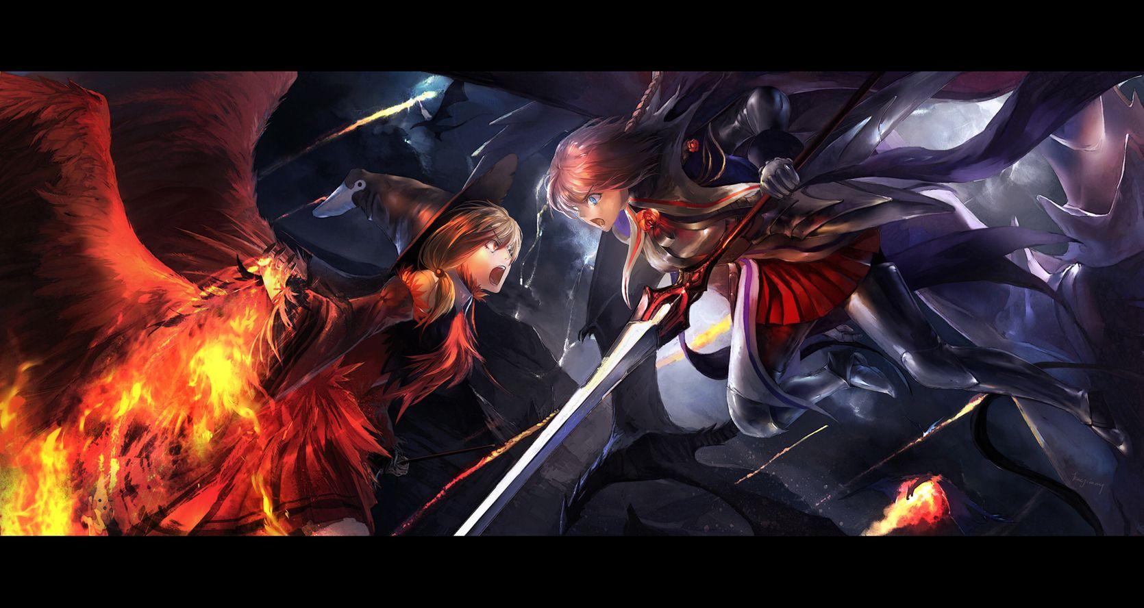 Epic Anime Fighting Wallpaper High Definition Anime Background Anime Wallpaper Anime Epic anime wallpaper full hd