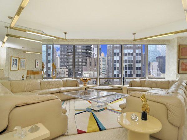 Diseño de Interiores & Arquitectura: NY Penthouse a la Venta: Desafiando un estilo de vida común