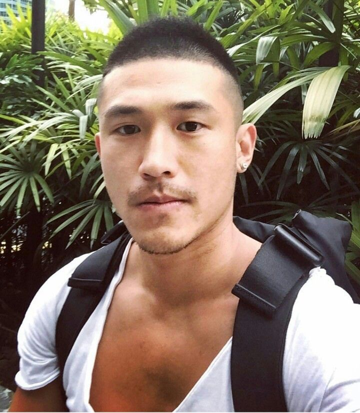 Mens Asian High And Tight Asian Mens Hairstyles In 2018