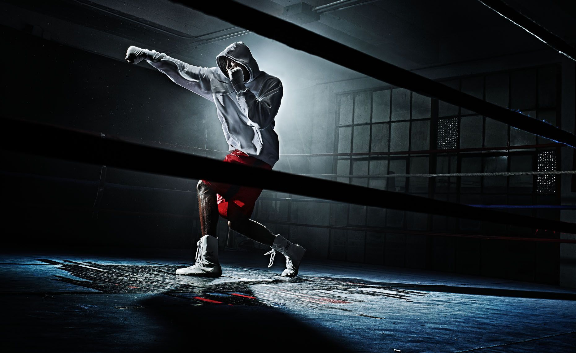 Tim Tadder is a renowned advertising photographer and sports