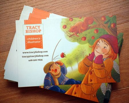 tracy bishop promo postcard promo inspiration pinterest