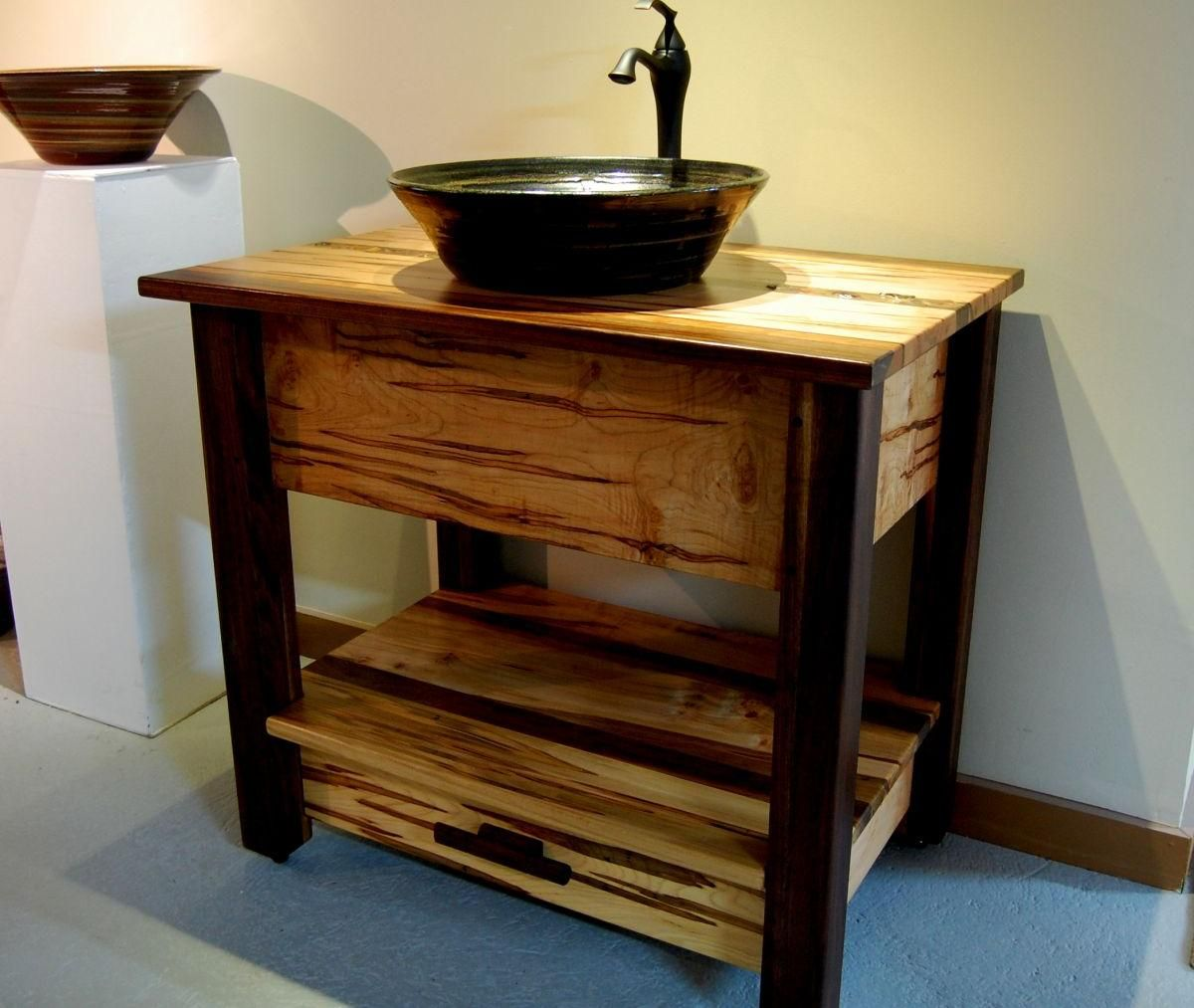 Bathroom Vanities Bath Room Rustic Bathroom Vanities And Sinks 24 Inch Vessel Comely Wooden Bathroom Vanity Rustic Bathroom Vanities Vintage Bathroom Vanities