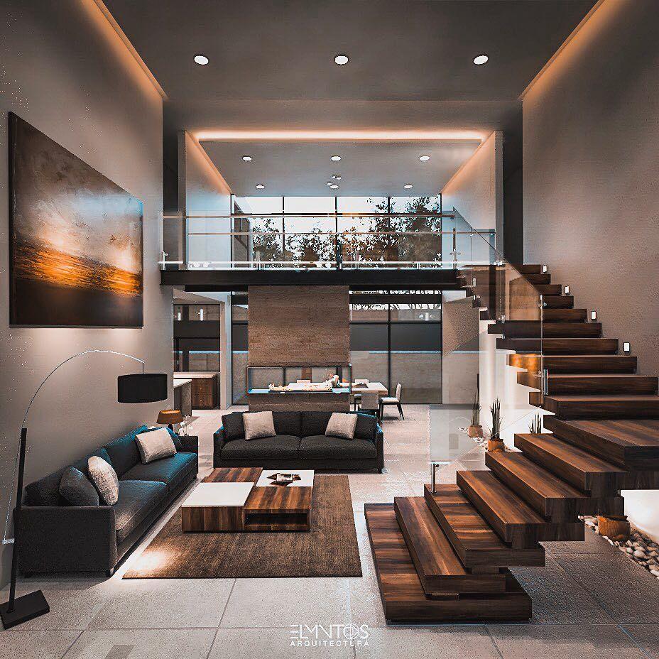 REPRESENTA TUS PROYECTOS! Elmntos Arquitectura Cotizaciones DM @elmntos_arq Lmntos.arqu… | Casas modernas interiores, Diseño casas modernas, Diseño interiores casas