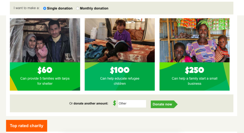 20 Donation Page Best Practices For Nonprofits Tips For Donation Pages Donation Page Business For Kids Online Fundraising