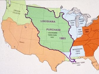 this article gives the background information needed to understand why the us wanted to buy the louisiana territory