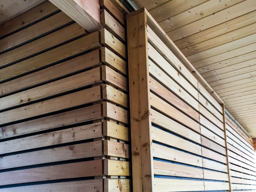 Galerie - Carport mit Holzverschalung - Zimmerei Zeller GmbH ...