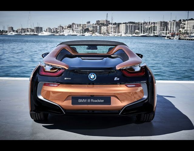 Bmw I8 Roadster 2018 Review Price With Pics This Is The Future Of