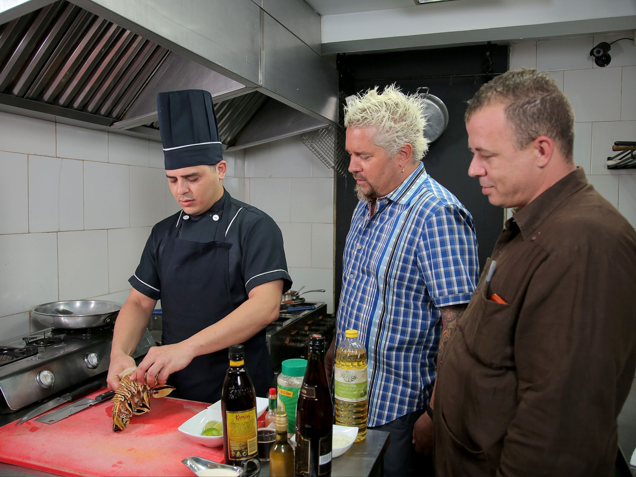 Guy Fieri Takes Diners, Drive-Ins and Dives to Cuba | personal ...