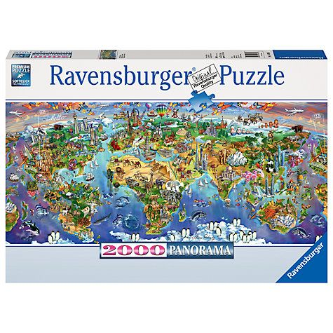 1000 2000 Piece Jigsaw Puzzles Games