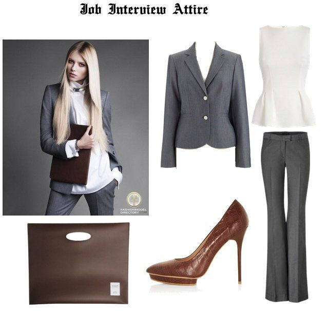 Job Interview Attire for Women 2 | What is Trending in Fashion NOW
