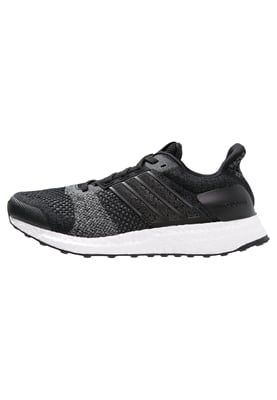 ULTRA BOOST ST - Stabile løpesko - core black/silver metallic
