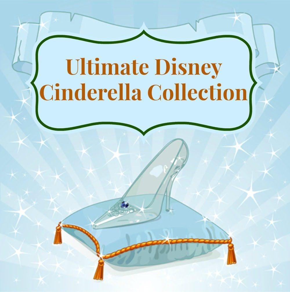 Disney's Cinderella Review | Ultimate Cinderella Collection | Teelie Turner  Featuring amazing Cinderella products! #teelieturner #disneycinderella  www.teelieturner.com