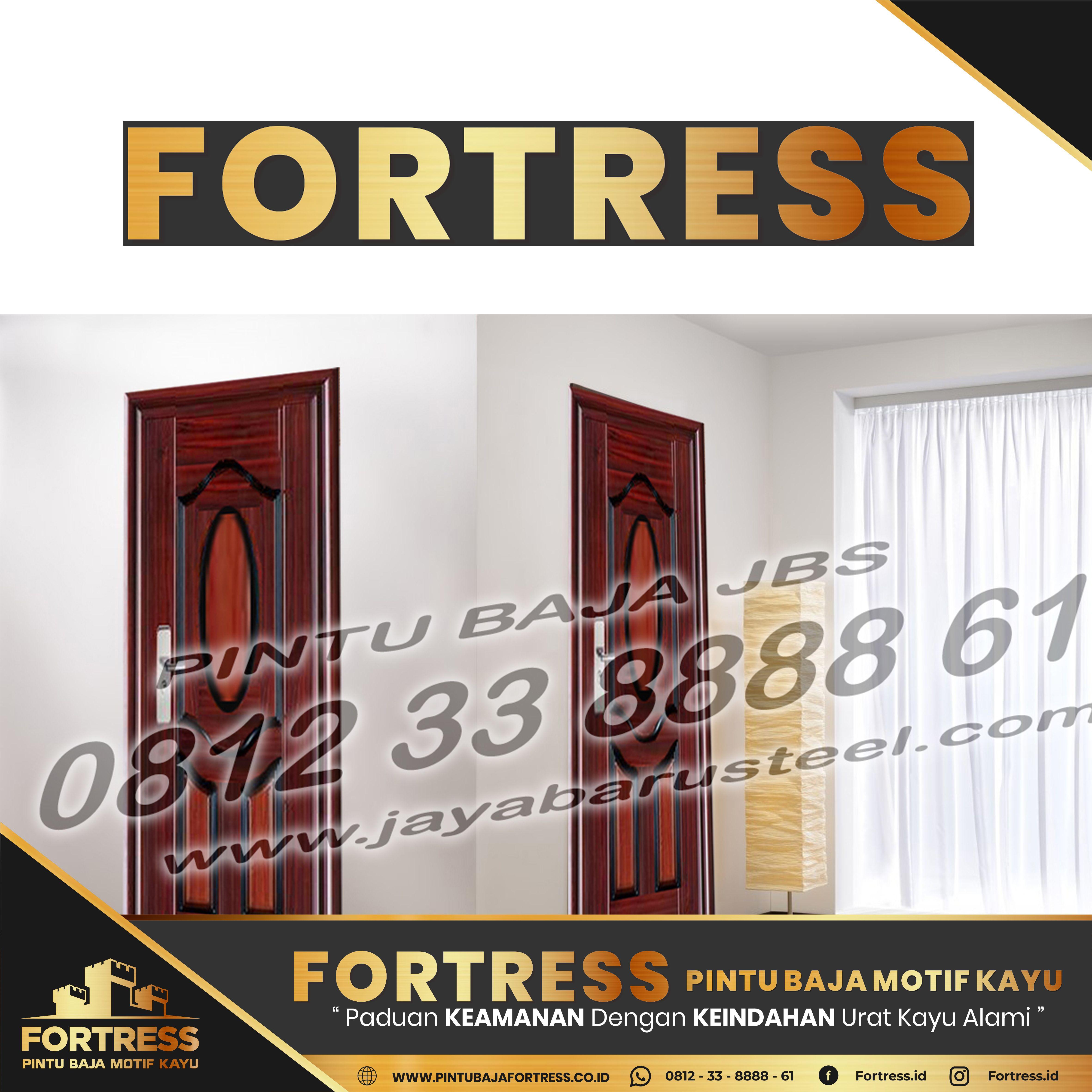 0812-91-6261-07 (FORTRESS) Excellence Steel Door Samarinda, …