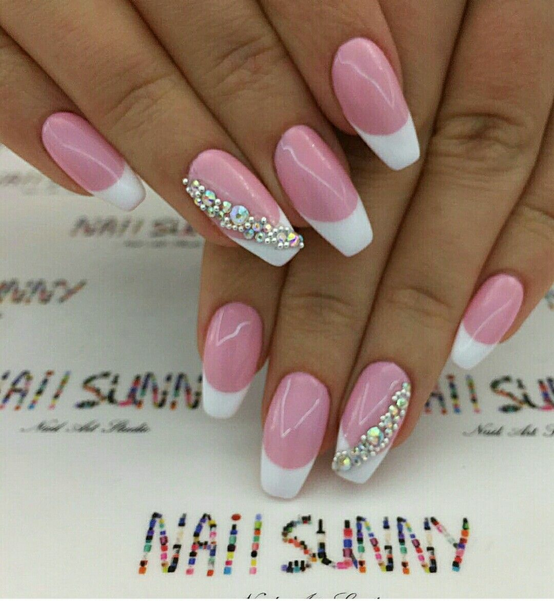 Pin by Shahidah Phillips on nail designs   Pinterest   Ongles ...