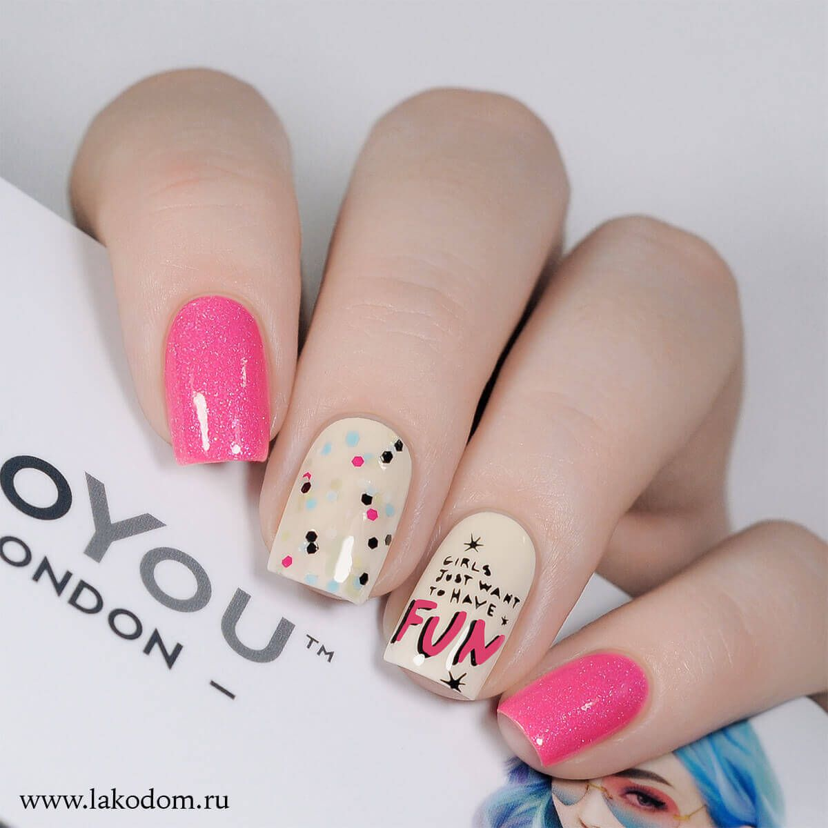 diseños de uñas juveniles | Nails | Pinterest | Manicure ideas and ...