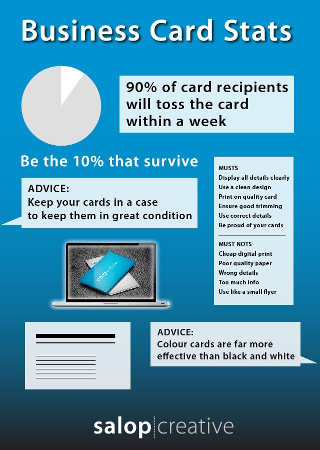 Business Card Tips   Networking Etiquette   Pinterest   Business ...