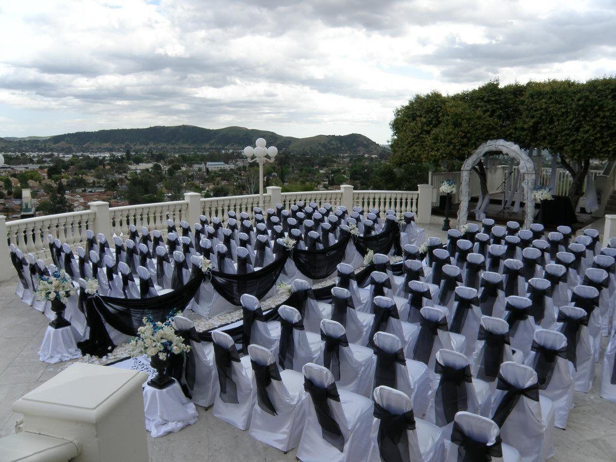 Tropicana Terrace Palm Wedding Tropicana Terrace