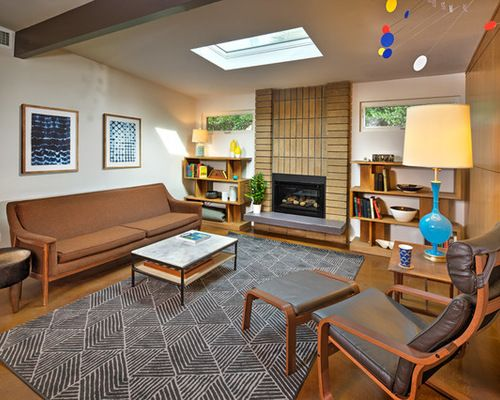 Best Midcentury Living Room Design Ideas Remodel Pictures