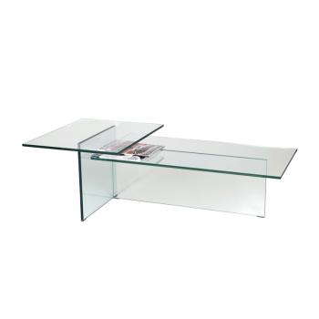 Disign Salontafel Glas.Design Salontafel Glas Adele 3 Helderr Adele Pint