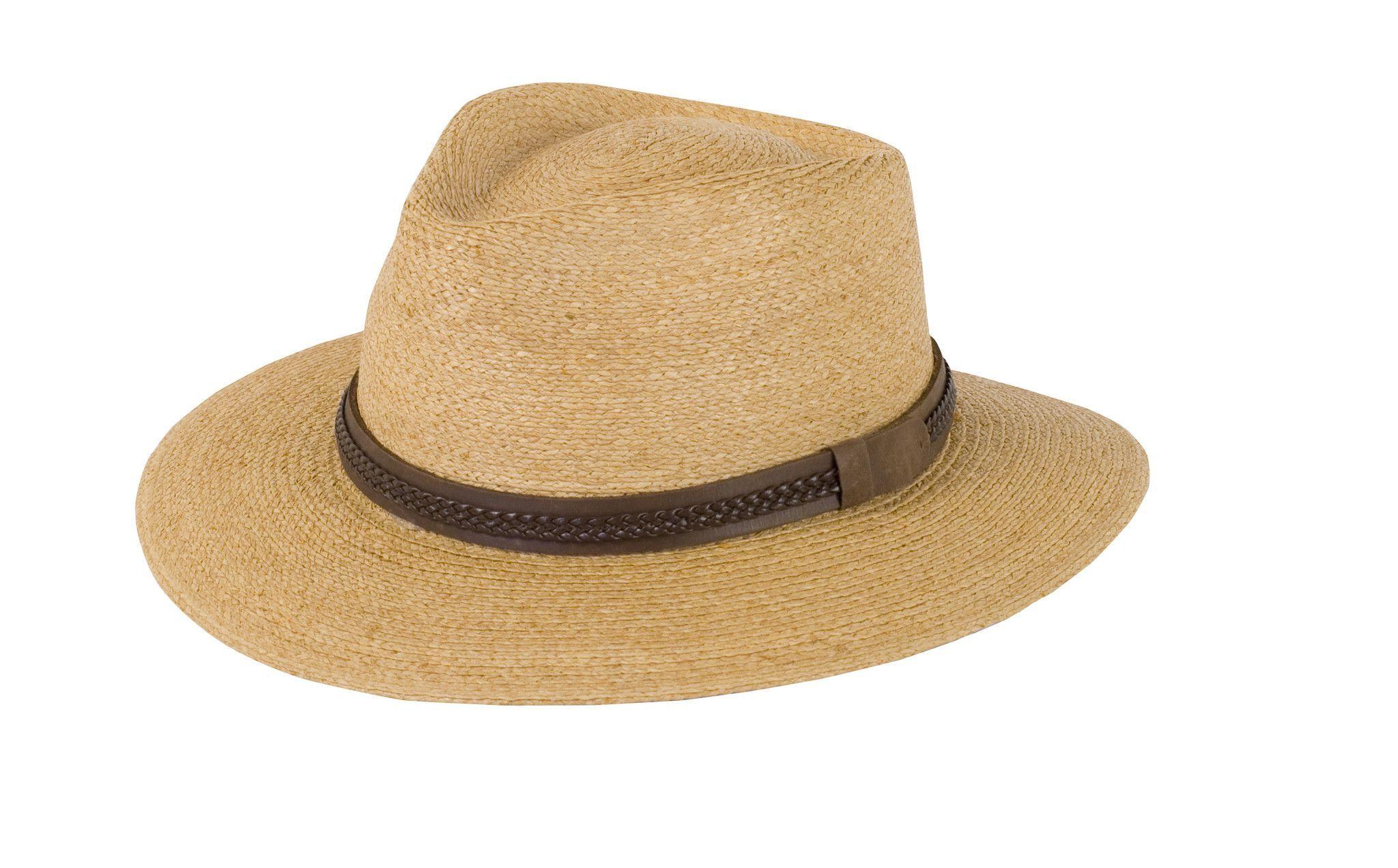 Tilley Medium Brim Raffia Fedora Fedora Fedora Hat Women Unisex
