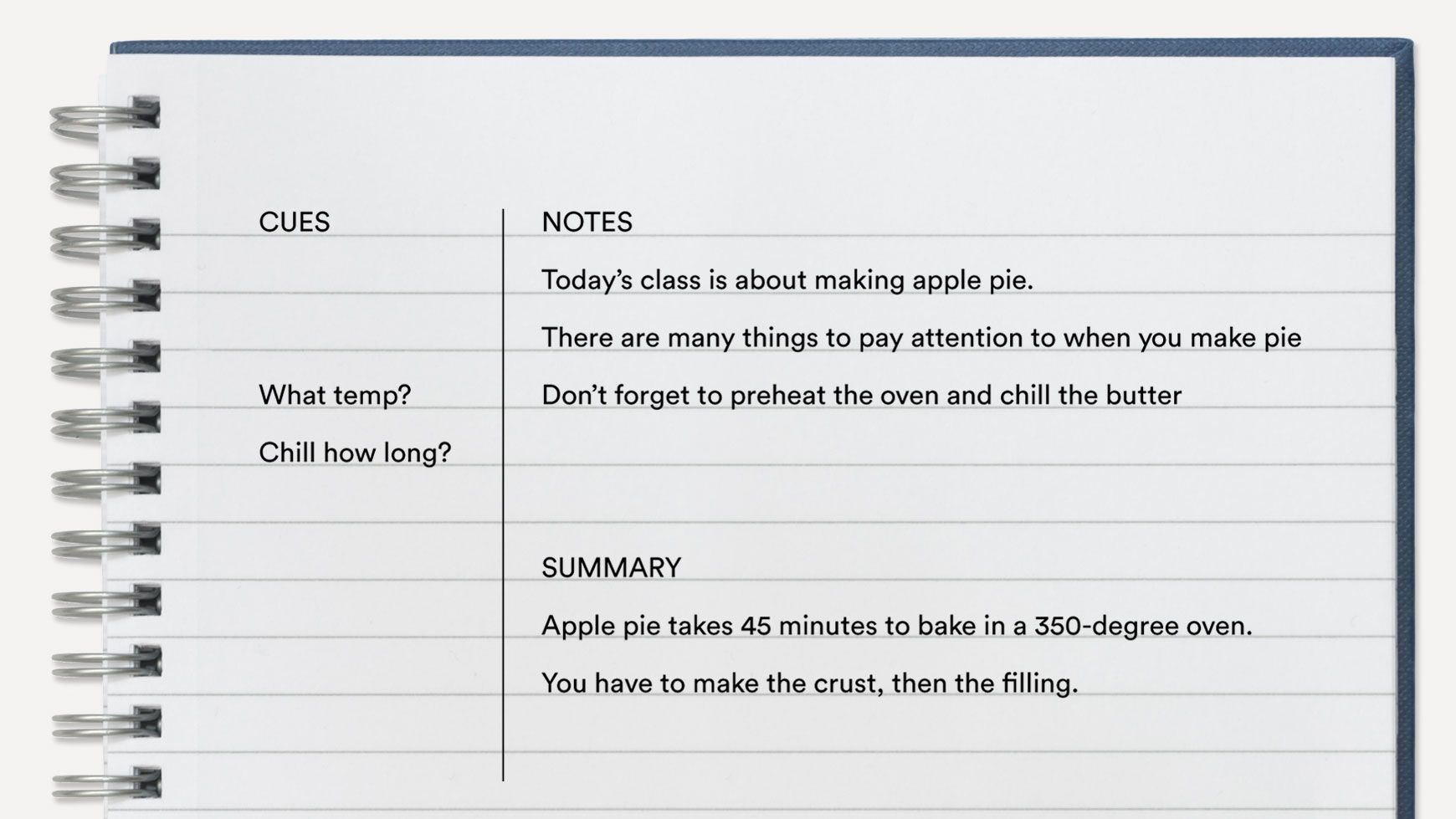 5 Simple Strategies For Note Taking