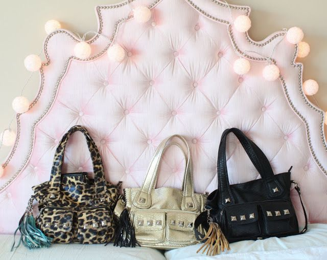 The Kandee Johnson Bag I Designed For Imoshion Handbags Goes On At Midnight Click Here Details
