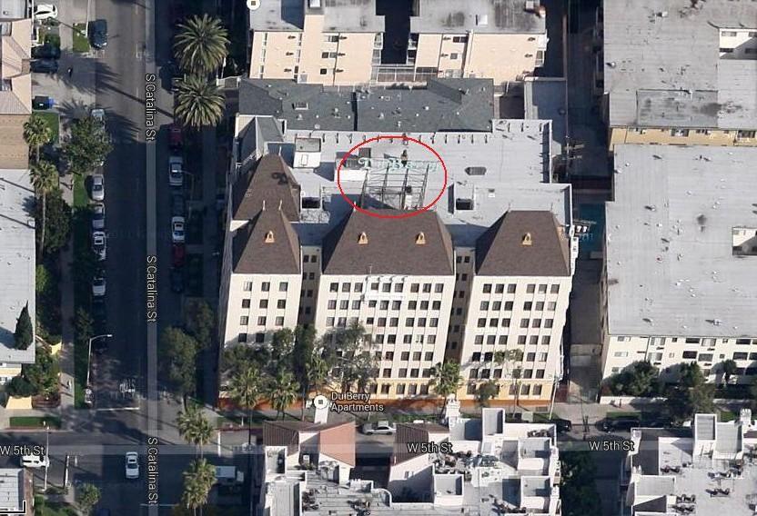 Du Barry Apartments Skyserpage Forum View Single Post Noirish Los Angeles