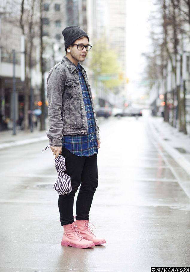 Street Style Lookbook: Vancouver Edition   MTV FORA   so ...