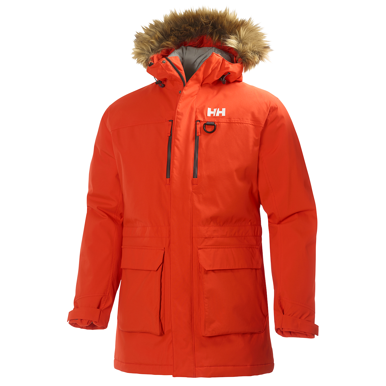 Helly Hansen Arctic Legacy H2Flow Parka | Kleidung Patches